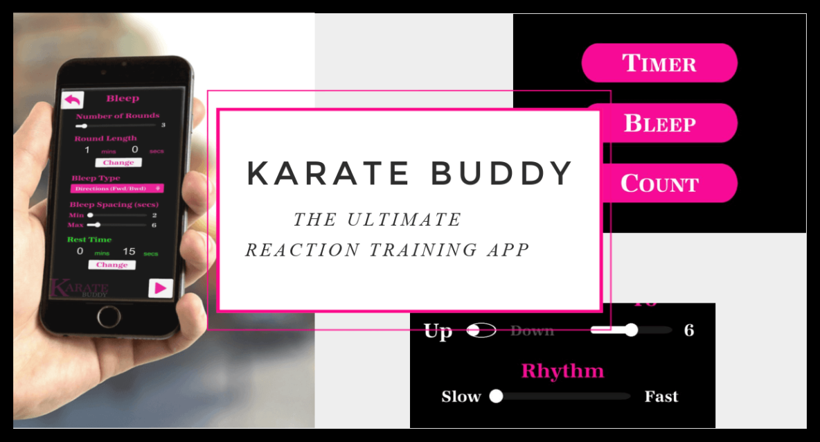 KARATE BUDDY APP Kumite Coach