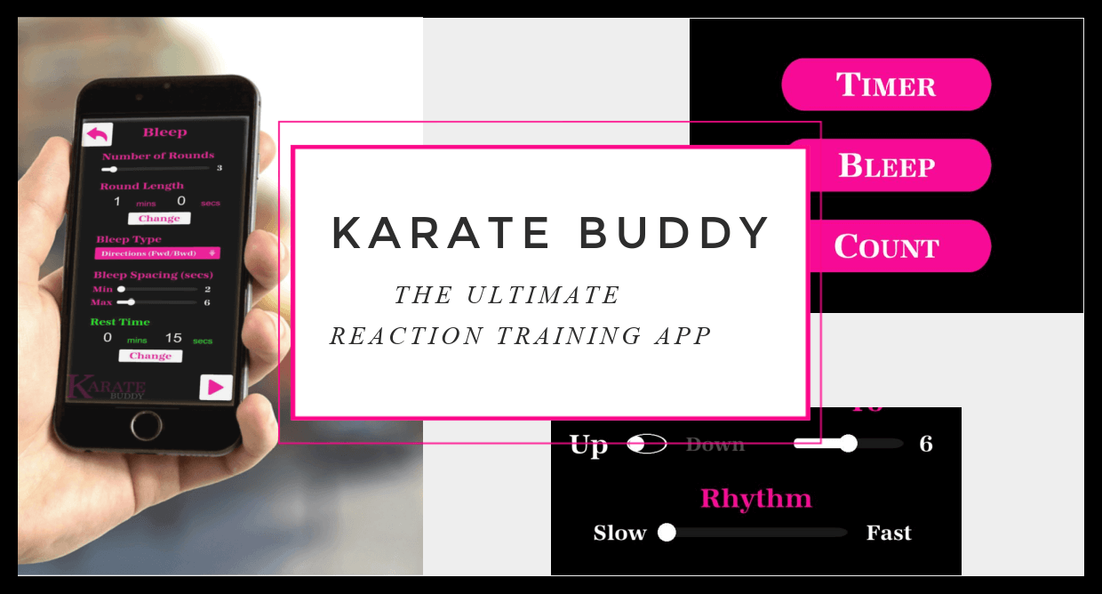 KARATE BUDDY APP Kumite Coach