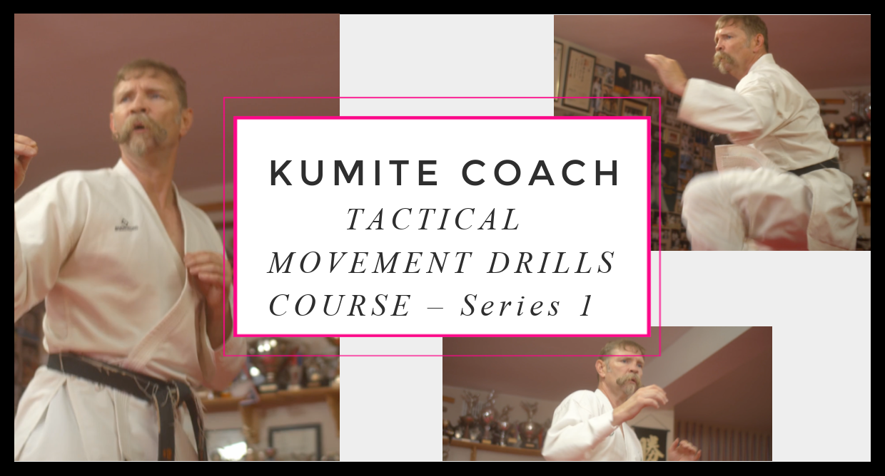 TACTICAL MOVEMENT DRILLS COURSE – Series 1