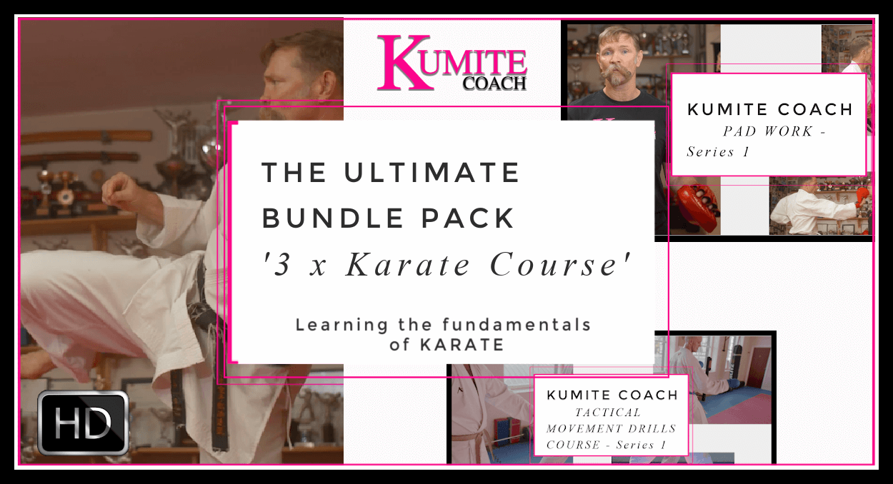 Karate Bundle Pack