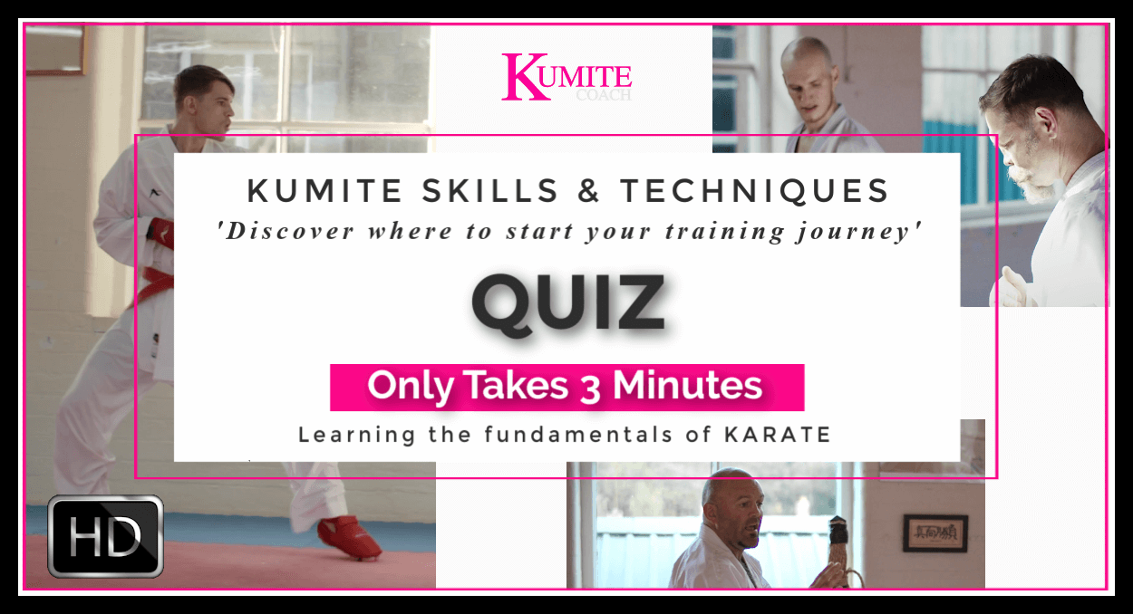 Kumite Coach - Quiz